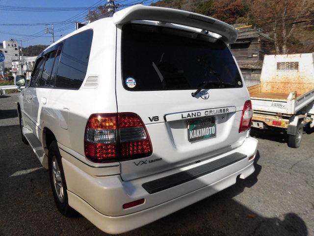 「トヨタ」「ランドクルーザー100」「SUV・クロカン」「岡山県」の中古車4