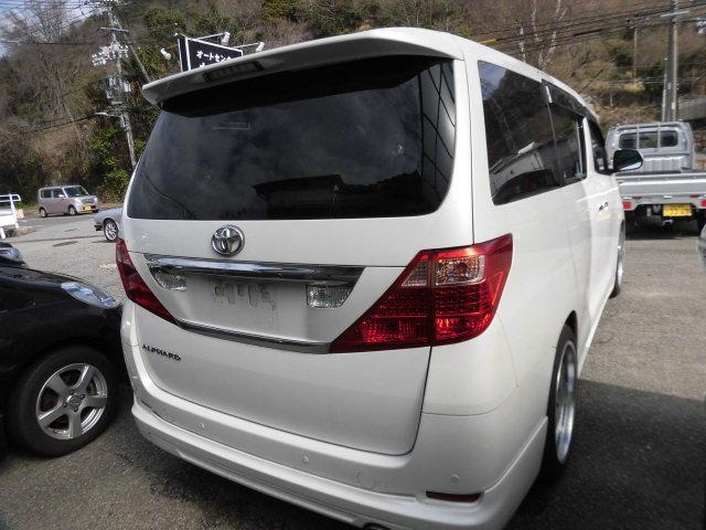 「トヨタ」「アルファード」「ミニバン・ワンボックス」「岡山県」の中古車3