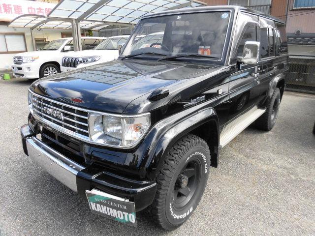 「トヨタ」「ランドクルーザープラド」「SUV・クロカン」「岡山県」の中古車2