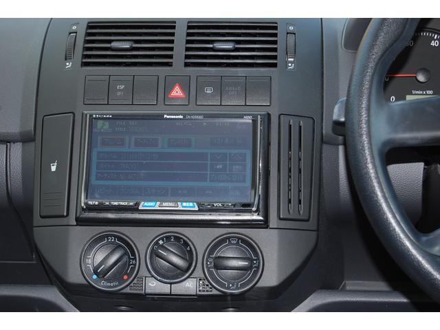 フォルクスワーゲン VW ポロ ベースグレード HDDナビ