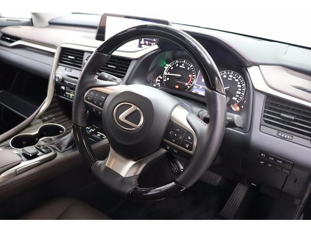 レクサス RX 200t バージョンL リアエンター 本革シート サンルーフ