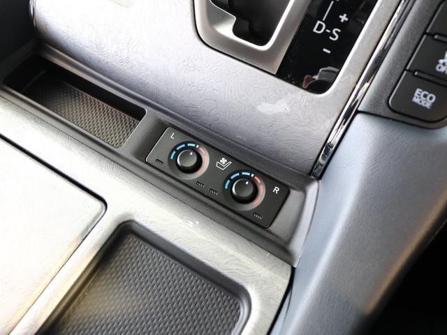 運転席&助手席は快適温熱シート&ベンチレーションシートになっておりますので、爽やかな風を送り出し、夏の移動をもっと快適にしてくれますよ♪