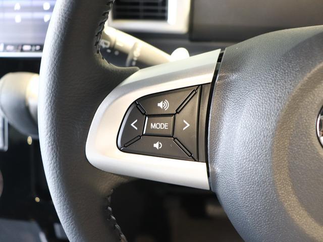 オーディオ操作がステアリングから手を離さずにできます!ドライバーに快適な運転操作に貢献します☆