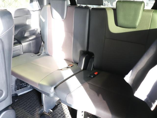 ハイブリッドGi 純正10型SDナビ フルセグTV バックモニター 純正12.1型後席モニター 両側パワースライドドア ブラックレザーシート LEDヘッドライト ウッドコンビハンドル 7人乗り ETC 純正アルミ(18枚目)