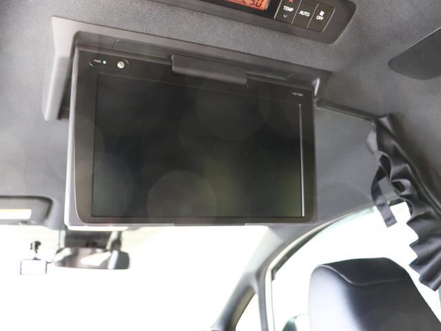 ハイブリッドGi 純正10型SDナビ フルセグTV バックモニター 純正12.1型後席モニター 両側パワースライドドア ブラックレザーシート LEDヘッドライト ウッドコンビハンドル 7人乗り ETC 純正アルミ(20枚目)