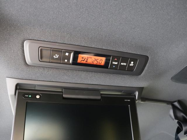 ハイブリッドGi 純正10型SDナビ フルセグTV バックモニター 純正12.1型後席モニター 両側パワースライドドア ブラックレザーシート LEDヘッドライト ウッドコンビハンドル 7人乗り ETC 純正アルミ(21枚目)