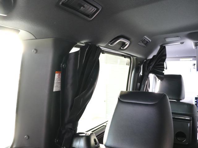 ハイブリッドGi 純正10型SDナビ フルセグTV バックモニター 純正12.1型後席モニター 両側パワースライドドア ブラックレザーシート LEDヘッドライト ウッドコンビハンドル 7人乗り ETC 純正アルミ(23枚目)