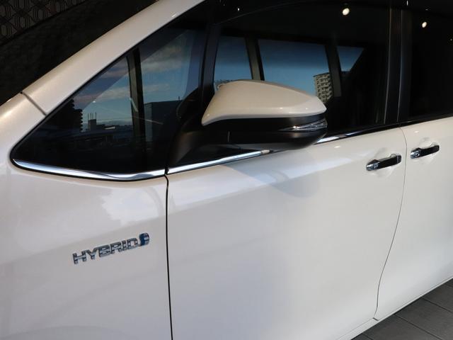 ハイブリッドGi 純正10型SDナビ フルセグTV バックモニター 純正12.1型後席モニター 両側パワースライドドア ブラックレザーシート LEDヘッドライト ウッドコンビハンドル 7人乗り ETC 純正アルミ(29枚目)