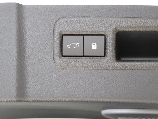 パワートランクリッド・ボタン一つで簡単に電動でトランクの開閉が可能です!