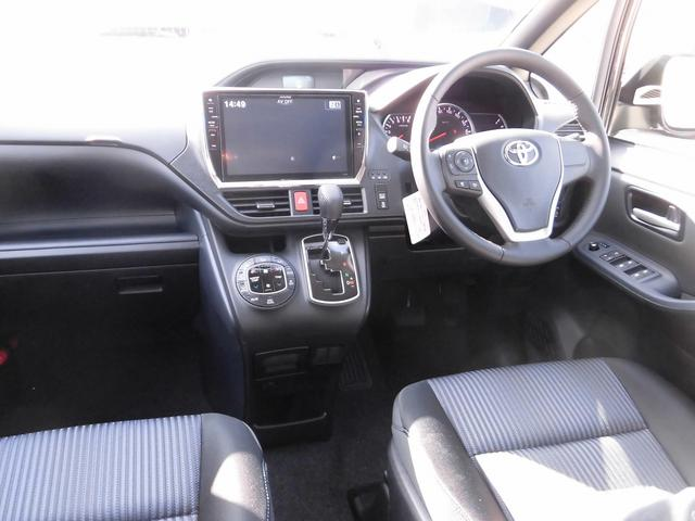 トヨタ ヴォクシー ZS 11型ナビ 後席M セーフティセンス LEDライト