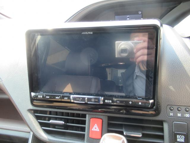 アルパイン9型ナビ CD録音機能 DVD再生Bluetooth対応など様々な機能があります