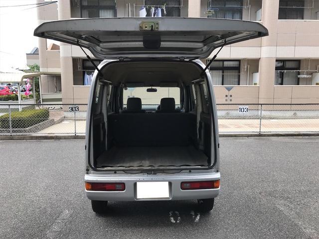 SDX AC AT 軽バン 両側スライドドア 4名乗り(7枚目)