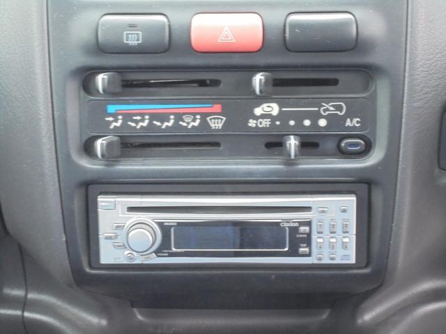 Gタイプ 4WD キーレス CD SRS Tベル交換済み(9枚目)