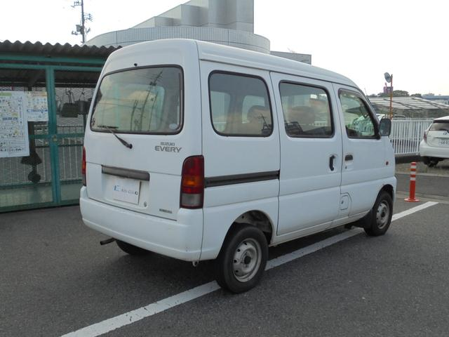 PA AC PS 3AT ホワイト 軽バン 車検付(8枚目)