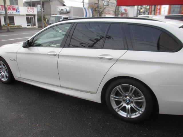 BMW BMW 523iツーリング MスポーツパッケージTVナビサンルーフ