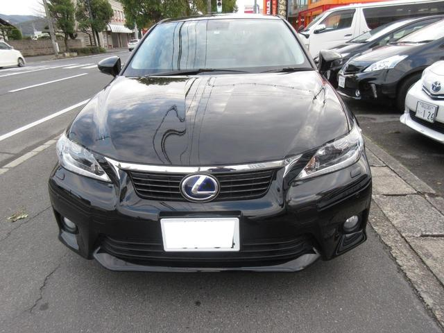「レクサス」「CT」「コンパクトカー」「岡山県」の中古車2