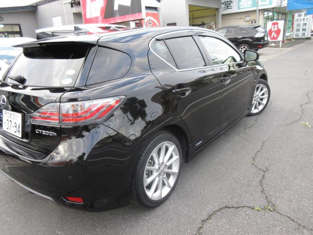 「レクサス」「CT」「コンパクトカー」「岡山県」の中古車8