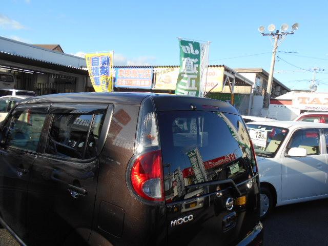 日産 モコ S 全国対応2年間保証付き CDデッキ