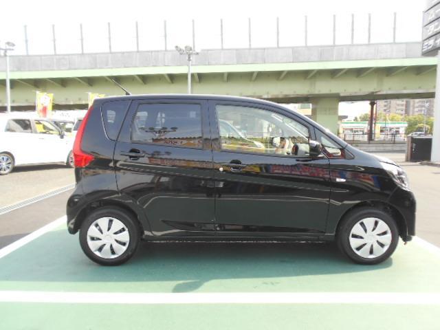 三菱 eKワゴン E 未使用車