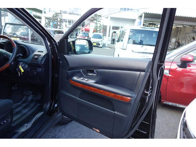 トヨタ ハリアー 240G Lパッケージ 全国対応2年間保証付