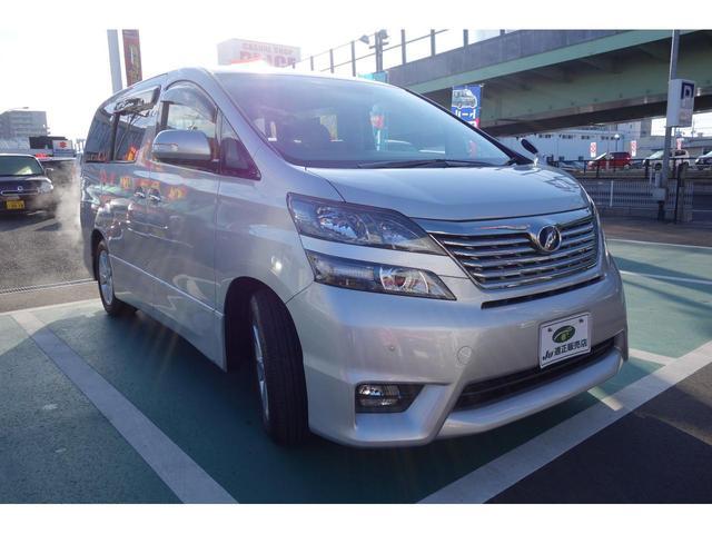 トヨタ ヴェルファイア 2.4Z 全国対応2年間保証付