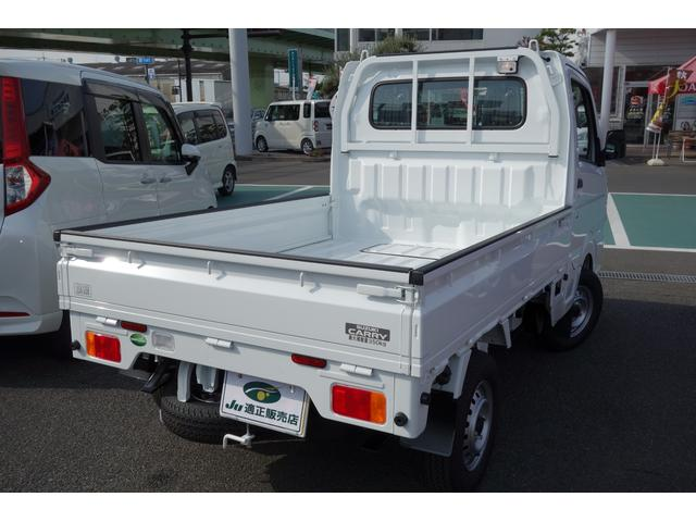 KCエアコン・パワステ 農繁仕様 4WD 5MT 作業灯(3枚目)