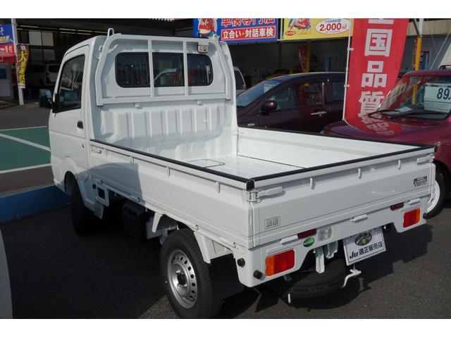 KCエアコン・パワステ 農繁仕様 4WD 5MT 作業灯(8枚目)