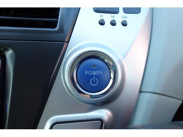 プッシュボタンスタート キーを身に付けていればキーを挿さずにエンジンスタートできます。 いちいちキーを出さなくて良いのでとっても楽です♪