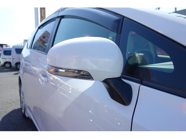 ドアミラーウインカー  デザインだけでなく視認性も良く、今人気の装備です!