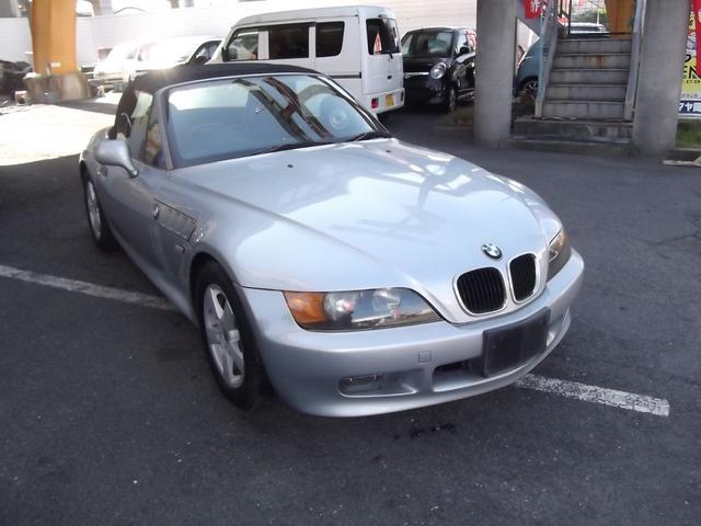 BMW BMW Z3ロードスター ベースグレード 禁煙車