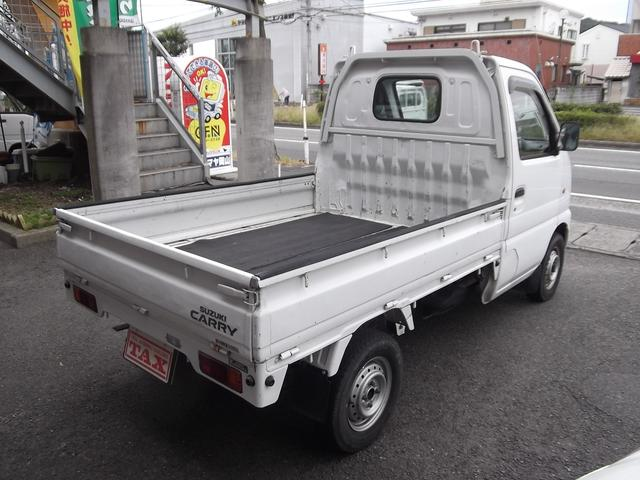 KU AT エアコン 3方開 シートカバー 軽トラック(8枚目)