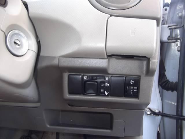 日産 ピノ S 禁煙車 電動格納ミラー 5MT