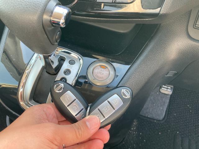 ハイウェイスター S-ハイブリッド 電動スライドドア ETC スマートキー&プッシュスタート スペアキーあり CVT オートライト バックカメラ 3列シート 盗難防止システム 衝突安全ボディ(19枚目)