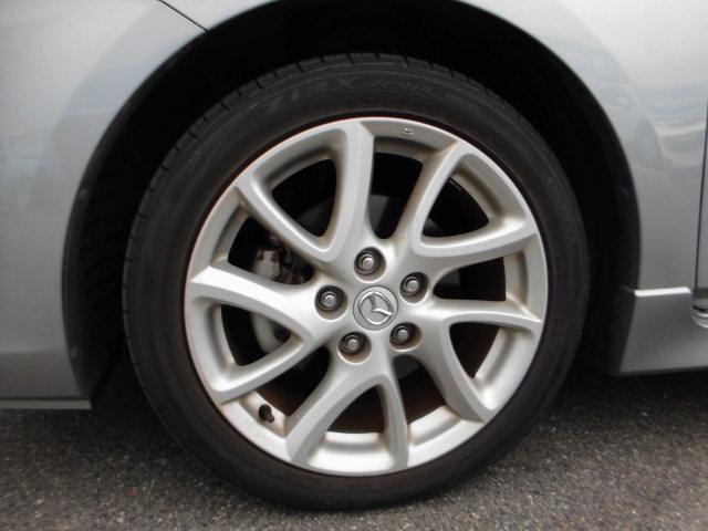 「マツダ」「アクセラスポーツ」「コンパクトカー」「岡山県」の中古車7