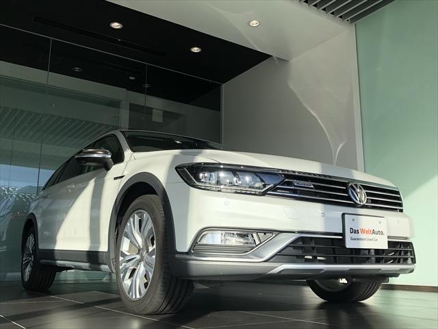 「フォルクスワーゲン」「VW パサートオールトラック」「SUV・クロカン」「鳥取県」の中古車41