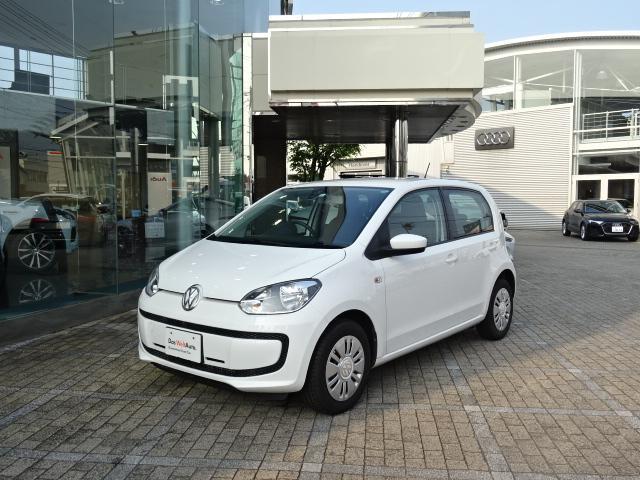 「フォルクスワーゲン」「up!」「コンパクトカー」「岡山県」の中古車66