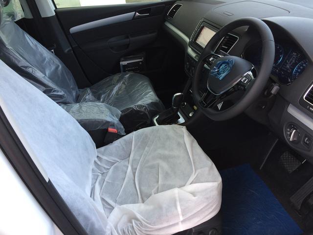 フォルクスワーゲン VW シャラン TSI コンフォートライン 716SDCW ETC キセノン