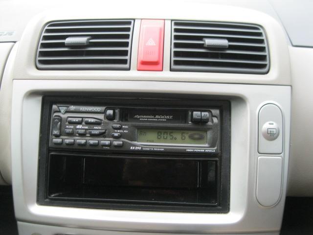 C KENWOOD RX-290カセットステレオ・4AT・エアコン・パワステ・パワーウインドゥ・キーレス・ABS・Wエアバック・プライバシーガラス・リモコンミラー(51枚目)
