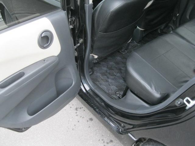 C 社外エアロ・社外15inアルミホイール・レザー調シートカバー・フェンダーモール・リモコンミラー・キーレス・ABS・Wエアバック・carrozzeria DEH-350 CDステレオ(16枚目)