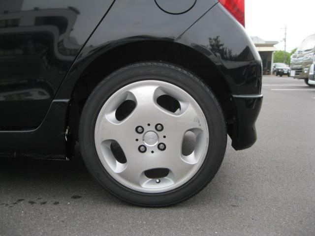 C 社外エアロ・社外15inアルミホイール・レザー調シートカバー・フェンダーモール・リモコンミラー・キーレス・ABS・Wエアバック・carrozzeria DEH-350 CDステレオ(17枚目)