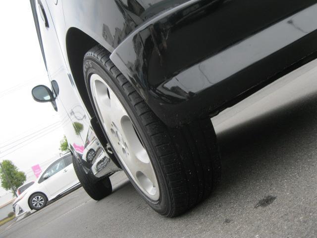 C 社外エアロ・社外15inアルミホイール・レザー調シートカバー・フェンダーモール・リモコンミラー・キーレス・ABS・Wエアバック・carrozzeria DEH-350 CDステレオ(18枚目)