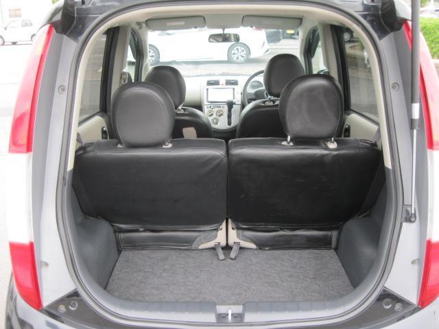 C 社外エアロ・社外15inアルミホイール・レザー調シートカバー・フェンダーモール・リモコンミラー・キーレス・ABS・Wエアバック・carrozzeria DEH-350 CDステレオ(23枚目)