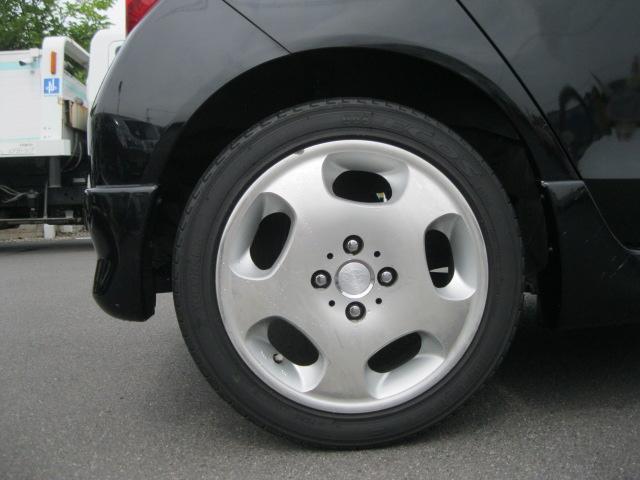 C 社外エアロ・社外15inアルミホイール・レザー調シートカバー・フェンダーモール・リモコンミラー・キーレス・ABS・Wエアバック・carrozzeria DEH-350 CDステレオ(31枚目)