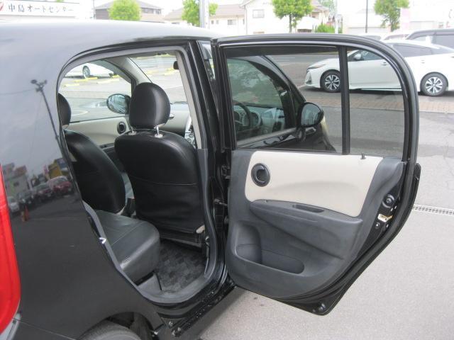 C 社外エアロ・社外15inアルミホイール・レザー調シートカバー・フェンダーモール・リモコンミラー・キーレス・ABS・Wエアバック・carrozzeria DEH-350 CDステレオ(32枚目)
