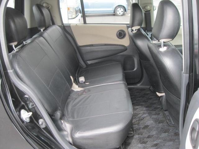 C 社外エアロ・社外15inアルミホイール・レザー調シートカバー・フェンダーモール・リモコンミラー・キーレス・ABS・Wエアバック・carrozzeria DEH-350 CDステレオ(34枚目)
