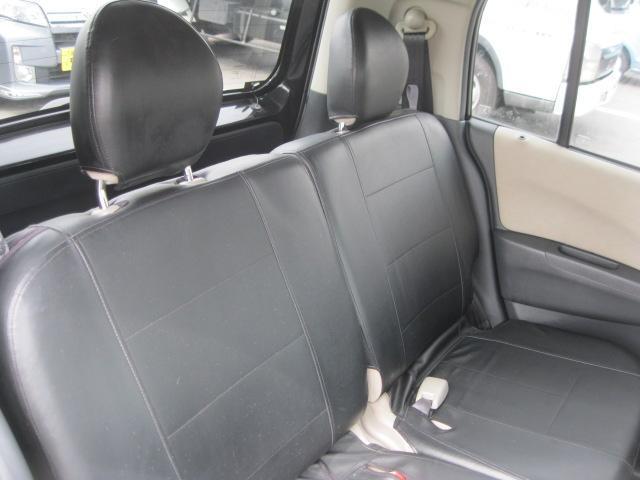 C 社外エアロ・社外15inアルミホイール・レザー調シートカバー・フェンダーモール・リモコンミラー・キーレス・ABS・Wエアバック・carrozzeria DEH-350 CDステレオ(35枚目)