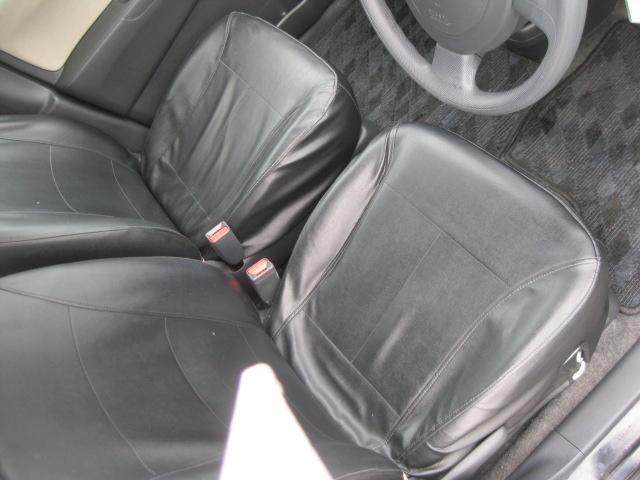 C 社外エアロ・社外15inアルミホイール・レザー調シートカバー・フェンダーモール・リモコンミラー・キーレス・ABS・Wエアバック・carrozzeria DEH-350 CDステレオ(43枚目)