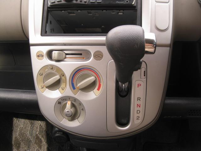 C 社外エアロ・社外15inアルミホイール・レザー調シートカバー・フェンダーモール・リモコンミラー・キーレス・ABS・Wエアバック・carrozzeria DEH-350 CDステレオ(51枚目)