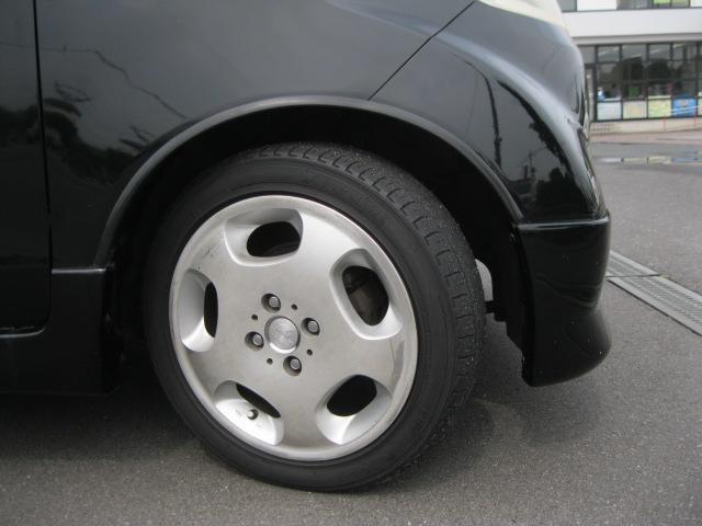 C 社外エアロ・社外15inアルミホイール・レザー調シートカバー・フェンダーモール・リモコンミラー・キーレス・ABS・Wエアバック・carrozzeria DEH-350 CDステレオ(55枚目)