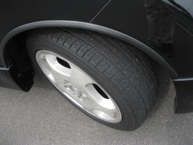 C 社外エアロ・社外15inアルミホイール・レザー調シートカバー・フェンダーモール・リモコンミラー・キーレス・ABS・Wエアバック・carrozzeria DEH-350 CDステレオ(56枚目)
